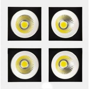 Светодиодный светильник 4x8 Ватт HL6724L