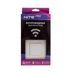 Комплект HiTE PRO KIT-1 (радиовыключатель + реле + рамка) передатчик и приемник (1 канал)